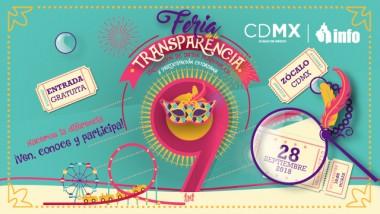 Feria de la Transparencia INFODF